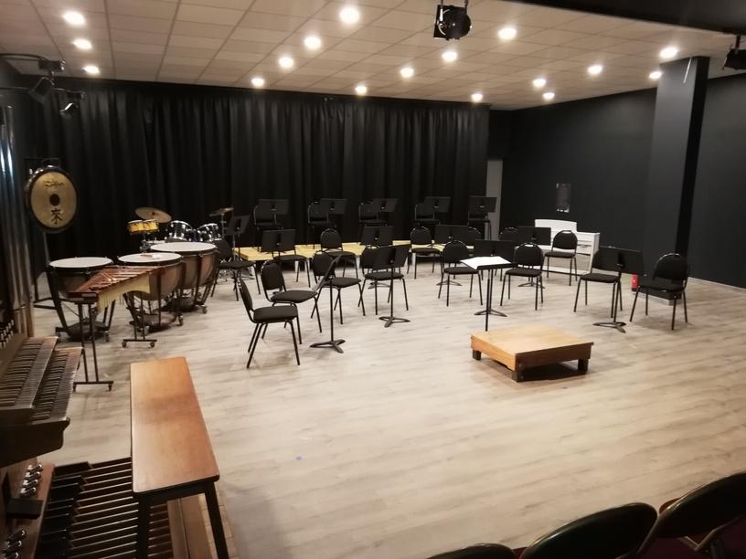 L'auditorium Gérard Laval